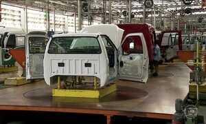 Berço da indústria de automóveis do país sofre com desemprego