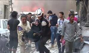 Cessar-fogo começa a valer na Síria