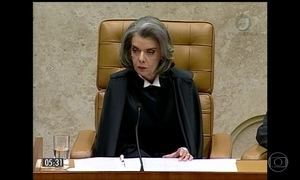 Ministra Cármen Lúcia assume presidência do Supremo Tribunal Federal