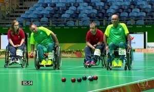 Brasil conquista duas medalhas