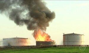 Incêndio no interior de SP é controlado depois de 24 horas