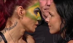 Pela 13ª vez na história do UFC, o principal combate será feminino