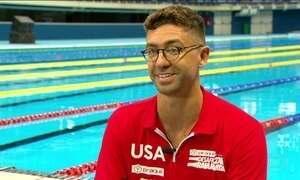 Alguns dos maiores nadadores do mundo vão disputar o Raia Rápida