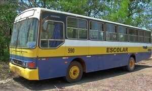 Destruição de ponte impede alunos de frequentar escola no Jalapão (TO)