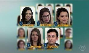 Finalistas passam por teste psicológico na quarta reportagem da série