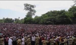 Mais de 50 pessoas morrem pisoteadas durante festival religioso na Etiópia