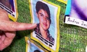 Mãe da Candelária ainda espera encontrar o corpo do filho desaparecido