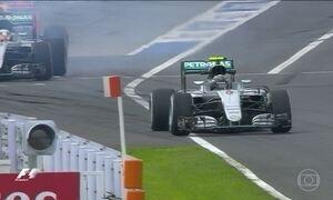 Fórmula 1 chega à reta final com o GP do Japão