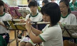 Veja como o ensino médio funciona em cidades como Londres e Tóquio