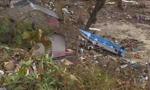 Número de mortos pelo furacão Matthew já ultrapassa duas mil pessoas