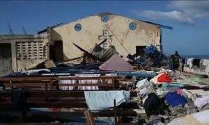 Desastres naturais estão mais fortes e mortais, alerta ONU