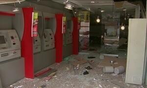 Onda de assaltos a bancos em Pernambuco assusta a população