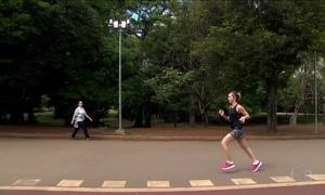Paulista que venceu câncer com ajuda do esporte participa da Meia Maratona do Rio