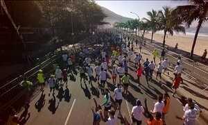Cerca de 20 mil pessoas vão disputar a Meia Maratona Internacional do Rio