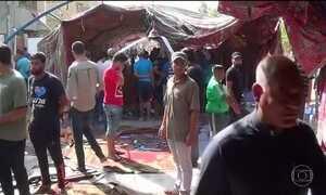 Estado Islâmico assume autoria de atentado em Bagdá
