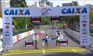 Brasil põe fim a domínio africano e vence Meia Maratona em dose dupla