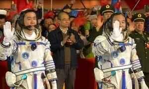 China lança missão que tem como objetivo final a conquista de Marte