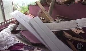 Mais uma pessoa morre por causa dos temporais em Santa Catarina