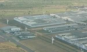 Visitas ao presídio da Papuda, em Brasília, são suspensas