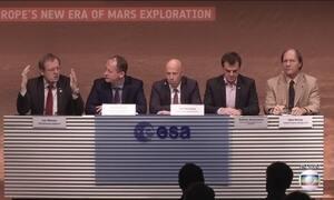 Agência Espacial Europeia admite que perdeu contato com sonda