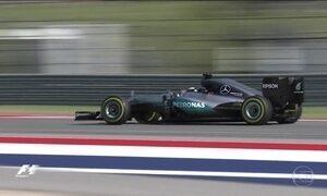 Domingo (23) tem o Grande Prêmio dos Estados Unidos de Fórmula 1