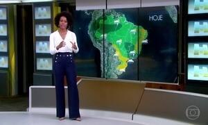Sistema de alta pressão deixa a primavera com cara de inverno em parte do Brasil