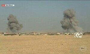Civis de Mossul estão preocupados com o avanço das tropas iraquianas
