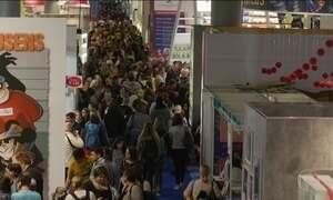 Frankfurt tem a maior feira de livros do mundo