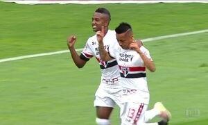 Confira os gols deste sábado (22) nas Séries A e B do Brasileirão