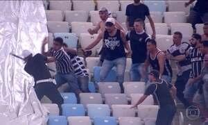 Maracanã reabre com público recorde no Brasileirão e briga de torcidas