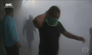 Bombardeios e confrontos voltam com força na cidade de Aleppo