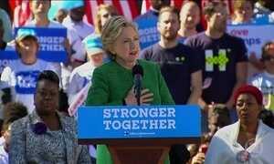 Faltam 15 dias para as eleições dos EUA e muitos estados já começaram a votação