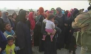 ONU recebe relatos de atrocidades do Estado Islâmico em Mossul