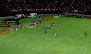 Sport derrota Ponte Preta pela 33ª rodada do Campeonato Brasileiro