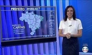 Definidos os novos prefeitos de 18 capitais brasileiras no segundo turno