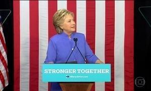 Hillary Clinton tenta conter desgaste de uma nova investigação do FBI