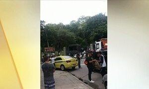 Caminhão com carga de cigarros é recuperado após assalto