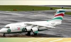 Avião que caiu tinha 17 anos e pertencia a empresa boliviana que faz voos fretados