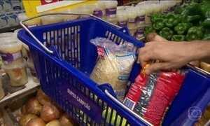 PIB cai 0,8% no terceiro trimestre, diz IBGE