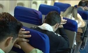 Procedimentos de segurança podem ter salvado comissários no acidente aéreo da Chapecoense