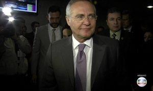 STF começa a julgar denúncia contra Renan Calheiros