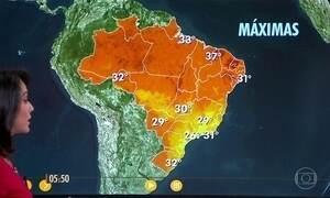 Confira como fica o tempo nesta sexta-feira (2)