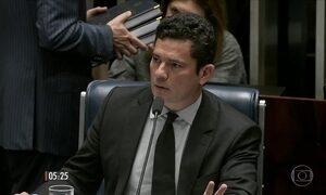 Juiz Sérgio Moro diz que mudança na lei pode atrapalhar a Lava Jato