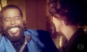Barry White foi o rei das discotecas dos anos 70 e 80
