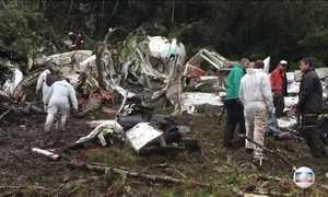Ministério de Obras da Bolívia dá prazo para investigação sobre voo da LaMia