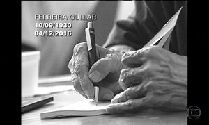 Ferreira Gullar é velado na Academia Brasileira de Letras