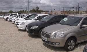 Polícia descobre quadrilha que roubava carros em PE e RN