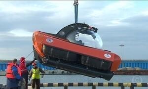 Resgate encontra a primeira caixa-preta do avião que caiu na Rússia