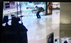 Quadrilha assalta joalheria em shopping de São Paulo