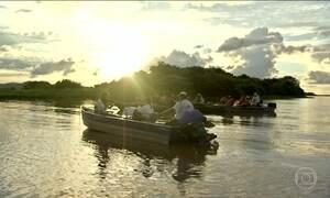 Passeio ecológico aquece o turismo no Pantanal do Mato Grosso do Sul